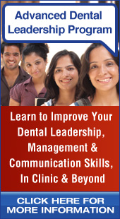 Advanced Dental Leadership Program
