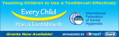 IFDH Every Child Has a Toothbrush Program
