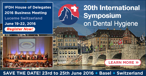 International Symposium on Dental Hygiene 2016