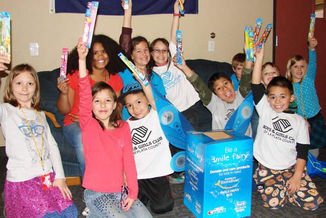Getting involved in community dental health