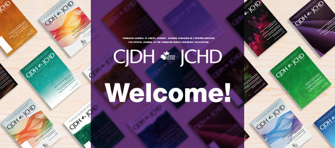 A New Home for the CDHA Journal
