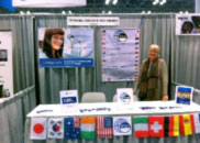 IFDH Exhibits at NY Conference