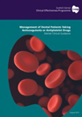 Management of Dental Patients Taking Anticoagulants or Antiplatelet Drugs