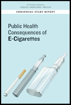 New: Public Health Consequences of E-Cigarettes