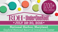 Join us at RDH Under One Roof!